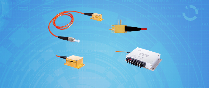 Diode Laser Parts and Application